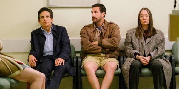 THE MEYEROWITZ STORIES (TOP TEN)